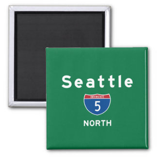 Seattle 5 magnet