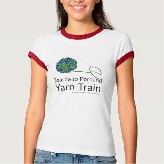 Seattle a la camiseta del campanero del tren del