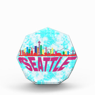 Seattle Acrylic Award