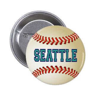 SEATTLE BASEBALL PIN