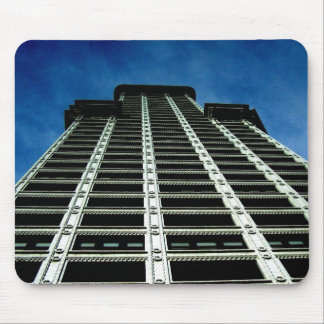 Seattle building mouse pad