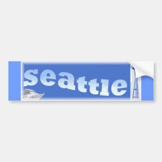 Seattle Bumper Sticker