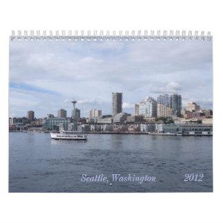Seattle Calendarios De Pared