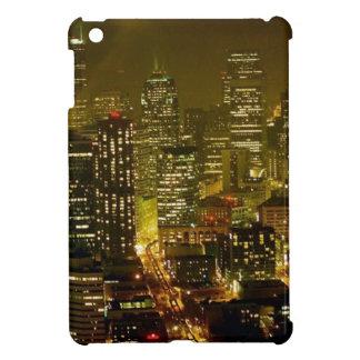 Seattle city view iPad mini cover