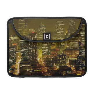 Seattle city view MacBook pro sleeve