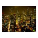 Seattle city view postcards