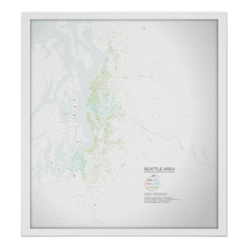 Seattle conmuta: Conmute las épocas Impresiones