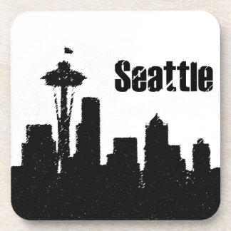 Seattle Beverage Coasters