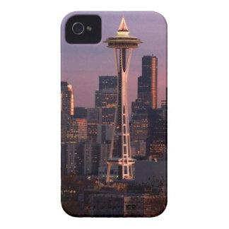 Seattle del parque de Kerry Case-Mate iPhone 4 Protector