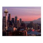 Seattle del parque de Kerry Tarjetas Postales