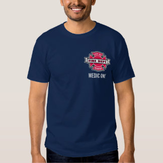 Seattle Fire Medic One shirt