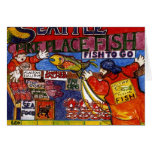 Seattle Fish Market Cards