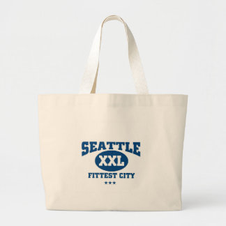 Seattle Fittest city Bags