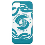 Seattle Flag iPhone 5 Cases