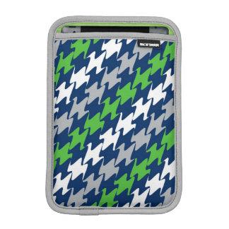 Seattle Football Blue Green Team Sports Colors iPad Mini Sleeve