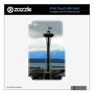 Seattle Football Fan iPod Skin