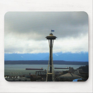 Seattle Football Fan Mousepad