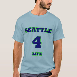 Seattle for life T-Shirt