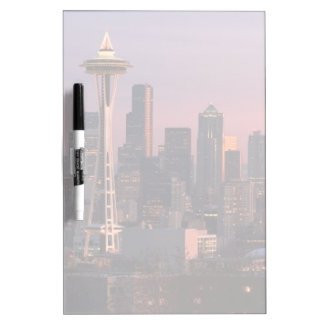 Seattle from Kerry Park. Dry-Erase Whiteboards