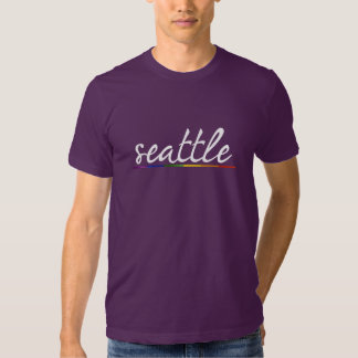 SEATTLE GAY PRIDE -- .png T-Shirt