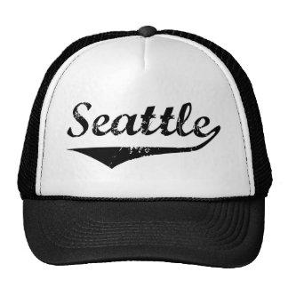 Seattle Gorros Bordados