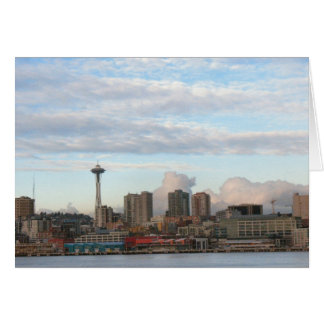 seattle greeting card