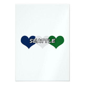 Seattle Heart Invites