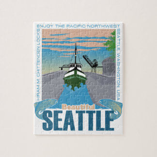 Seattle hermosa puzzle