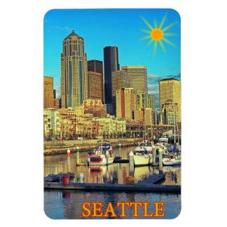 Seattle Iman De Vinilo