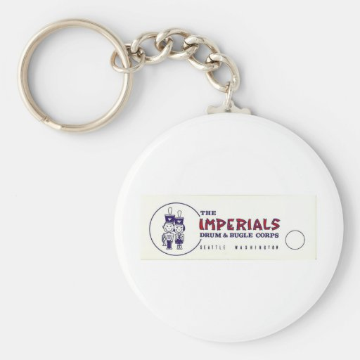 Seattle Imperials Key Chains
