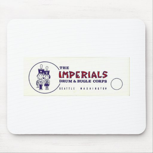 Seattle Imperials Mouse Pad