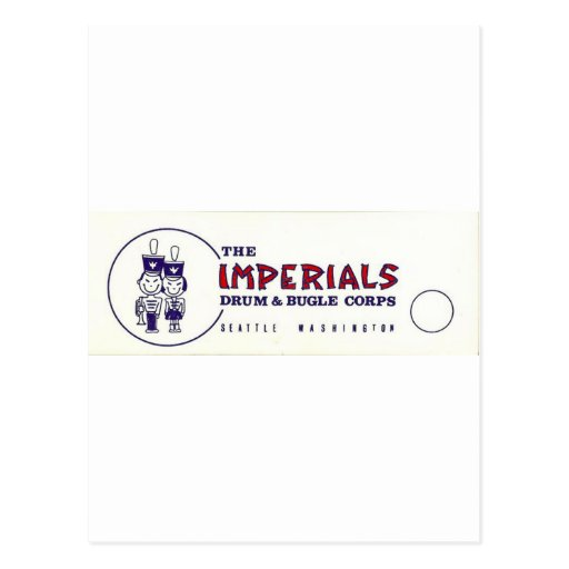 Seattle Imperials Postcard
