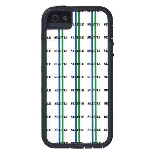 Seattle iPhone 5 Funda