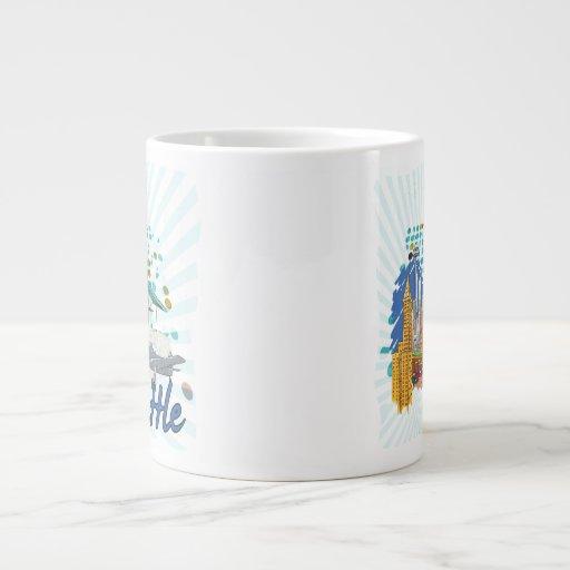 Seattle Jumbo Mugs