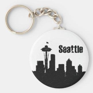 Seattle Keychain