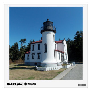 Seattle Lighthouse Wall Decal
