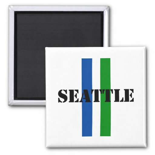 Seattle Magnets
