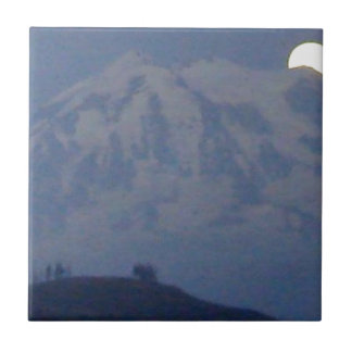 SEATTLE - MOUNT RAINIER TILE