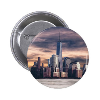 Seattle Pinback Button