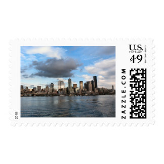 Seattle Postage Stamps
