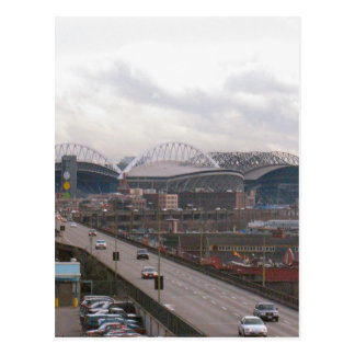 seattle postcard