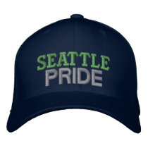 Seattle Pride Cap