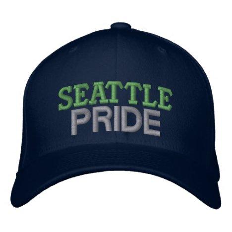 Seattle Pride Cap
