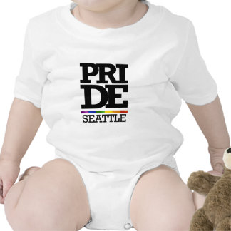 SEATTLE PRIDE -.png Baby Bodysuits