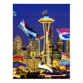 Seattle Pride Postcard