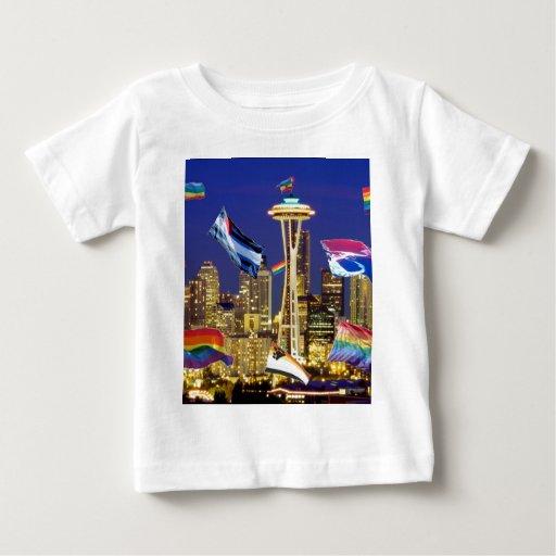 Seattle Pride Tees