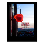 Seattle Public Market Postcard