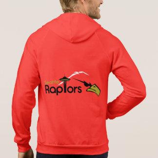 Seattle Raptors Hoodie (fan-made logo)