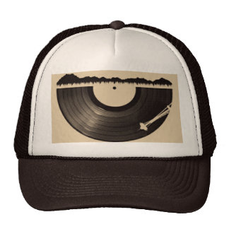 Seattle Record Hat