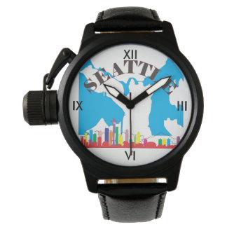Seattle Relojes